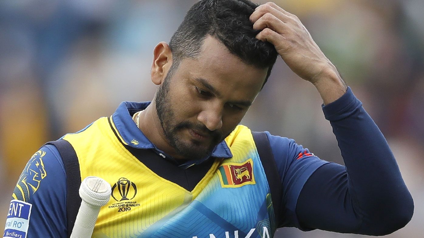 Sulking Sri Lanka boycott media conference after loss to Australia at World Cup