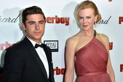 TomKat had a 17-year age gap, so why not close the gap with someone a bit younger? Like, eight years younger? Besides, you're only young as the man you feel... and 27-year-old Zefron would be a top-shelf choice.<br/><br/>If they hook up, Zac will be able to say he's made out with two of Tom's ex-wives, after his raunchy on-screen moments with Nicole Kidman in 2012's <i>The Paperboy</i>.<br/><br/>Image: Getty
