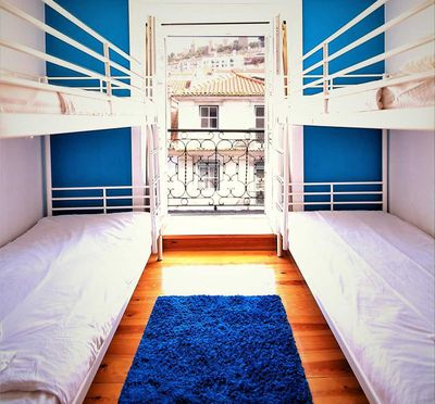 Best Solo Female Hostel – We Love F. Tourists, Portugal