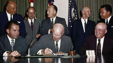 TODAY IN HISTORY: America signs on its 50th state