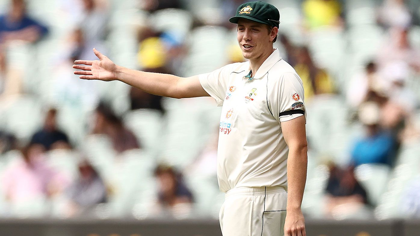Test rookie Cameron Green reveals the reason for his hilarious bowling 'snub' against India