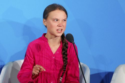 The power of Great Thunberg