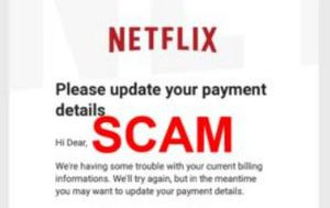 Netflix users warned of new phishing scam targeting credit card details