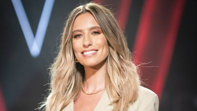 The Voice Australia's host Renee Bargh