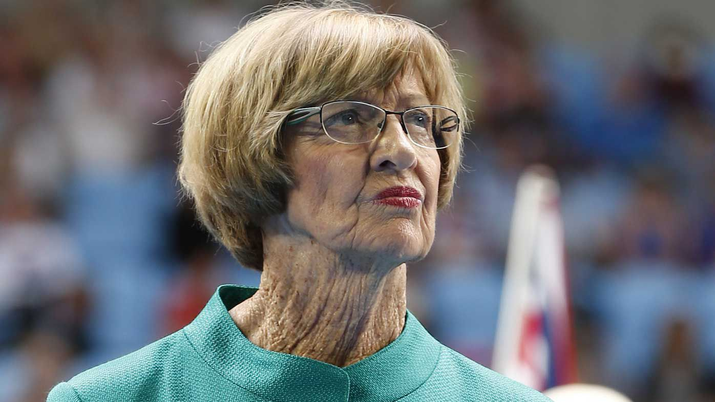 No talk of boycott at Margaret Court Arena