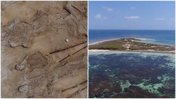 The 400-year-old mass grave found off WA coast