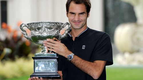Phil Willmington: Roger Federer has become even better with age