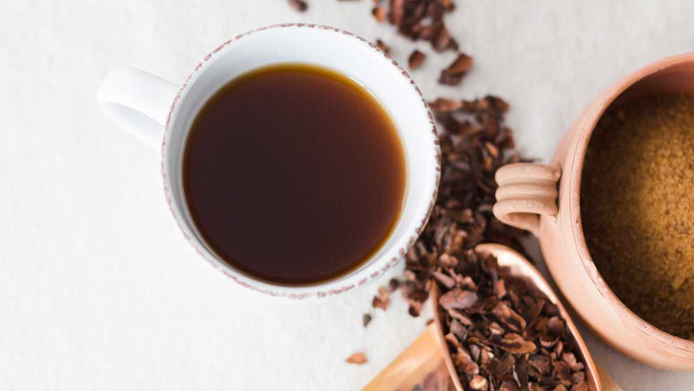 Kkao Co. chocolate tea