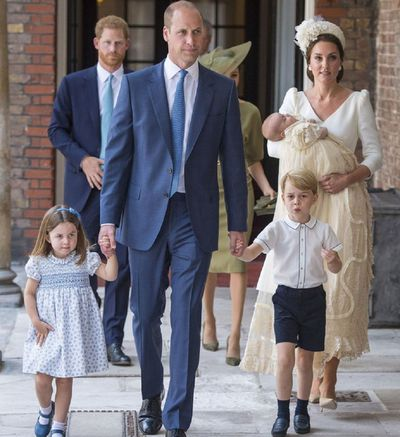 """The family arrives<span style=""""white-space: pre;""""></span>"""