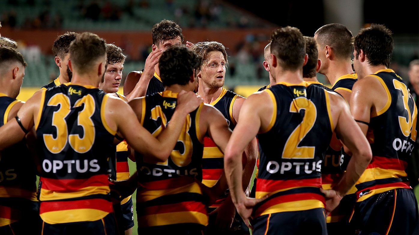 Draft hopeful Tanner Bruhn reveals 'bizarre' interview question from Adelaide Crows