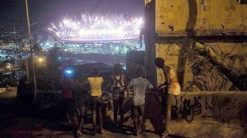 Plight of Rio's poor cast in stark relief by Olympic spectacle