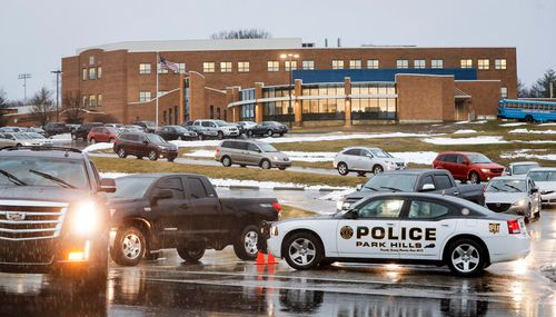 "Yesterday the Diocese of Covington and Covington Catholic High School took precautionary measures after ""threats of violence and the possibility of large crowds"" at a planned protest at the school."