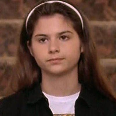 Lisa Jakub as Lydia Hillard: Then