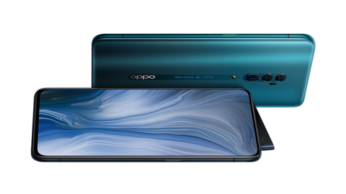 The device has a larger screen-to-body ratio than any other device on the market.