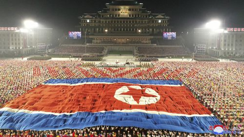 North Korean leader's sister, Kim Yo Jong, warned last month that the country would respond to joint military exercises between the US and South Korea.