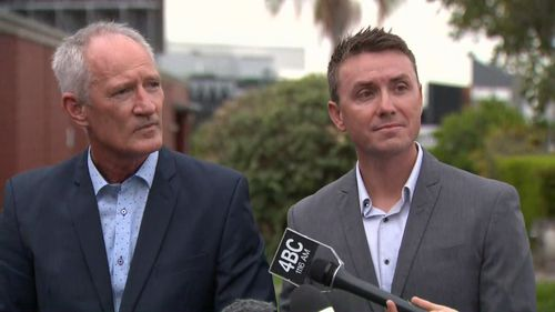 One Nation's Steve Dickson and James Ashby were caught in an undercover investigation seeking donations from the NRA.