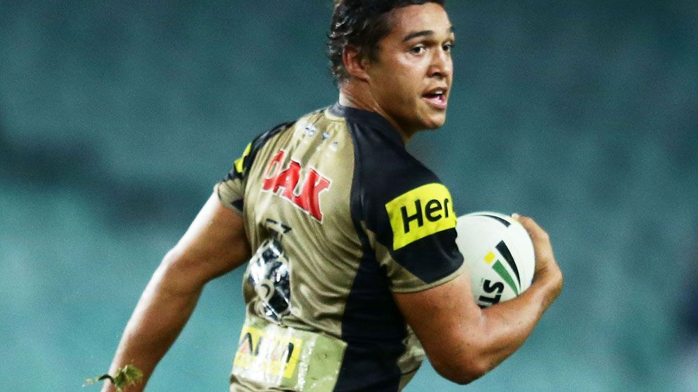 Te Maire Martin could play for New Zealand in the Four Nations final. (AAP)
