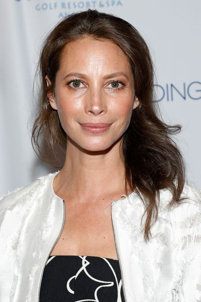 Christy Turlington at the  Greenwich International Film Festival in Connecticut in June 2017