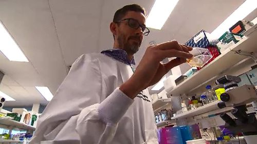 The new marker could shake up the way melanoma is monitored. (9NEWS)