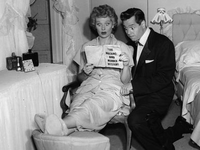 Scene from I Love Lucy