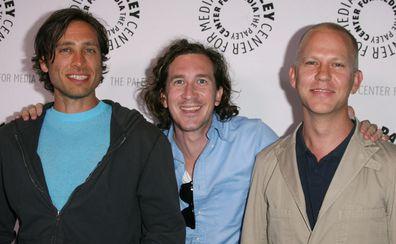 Brad Falchuk, Ian Brennan and Ryan Murphy
