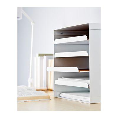 "<a href=""http://www.ikea.com/au/en/catalog/products/80203956/"" target=""_blank"">Ikea Kvissle Letter Tray, $34.99.</a>"