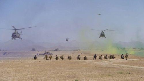 Elite Australian troops have been accused of committing war crimes in Afghanistan. File image: AAP