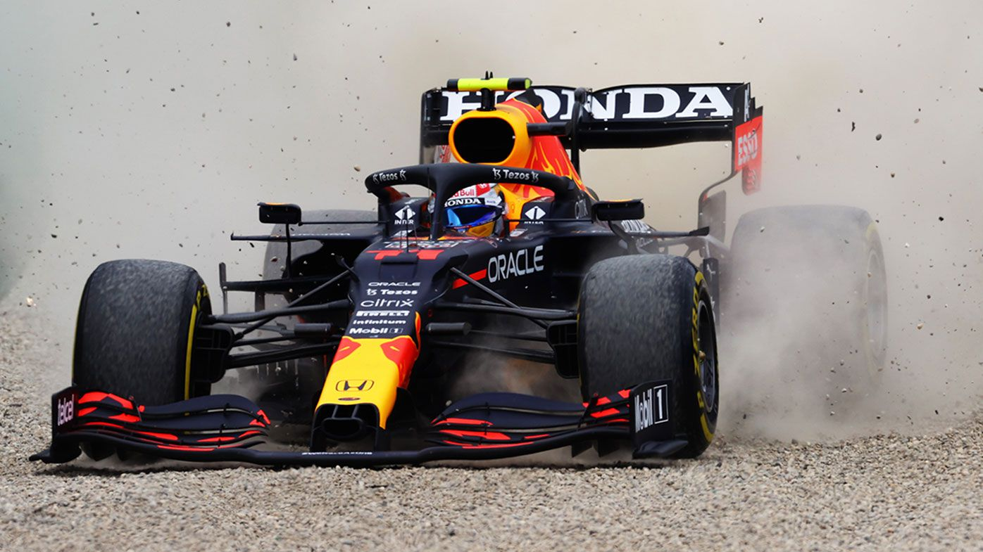 Formula One under fire for 'stupid' penalty at the Austrian Grand Prix