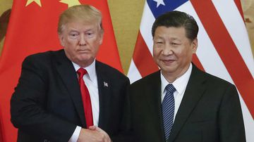 Donald Trump will meet with Xi Jinping in Mar-a-Lago later this month.