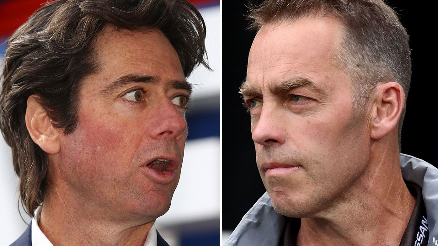 EXCLUSIVE: Warren Tredrea questions AFL's non-fine to Alastair Clarkson for umpire comments