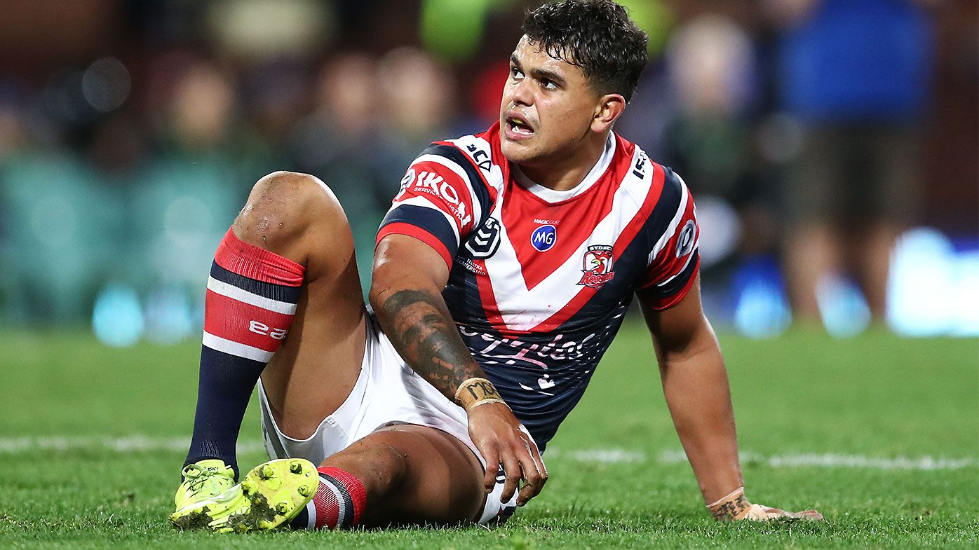 Sydney Roosters star Latrell Mitchell expresses desire to remain a one-club player
