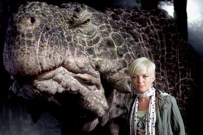 <B>Cancelled in...</B> 2009.<br/><br/><B>Resurrected in...</B> 2011.<br/><br/><i>Primeval</i> wasn't axed because of poor ratings — it was reportedly because the dinosaur drama cost too much money for one network. The series was eventually rescued from oblivion when several networks signed a super-complicated deal to finance the series for two more seasons.