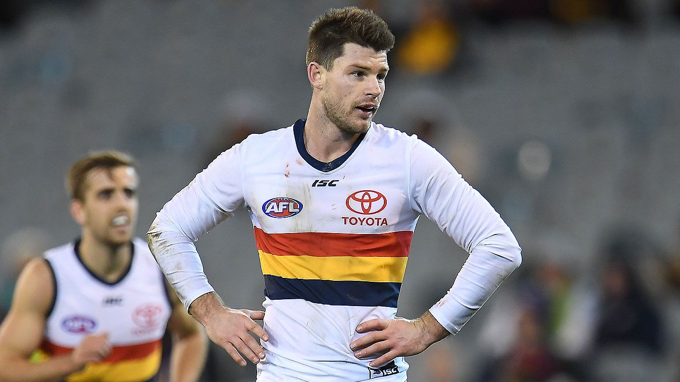 Adelaide Crows coach Don Pyke's axing of Bryce Gibbs leaves AFL legend 'staggered'