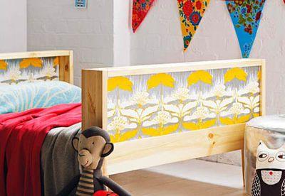 Cute kid's bed