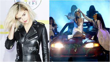 Gallery: Selena Gomez debuts stunning new look at AMAs