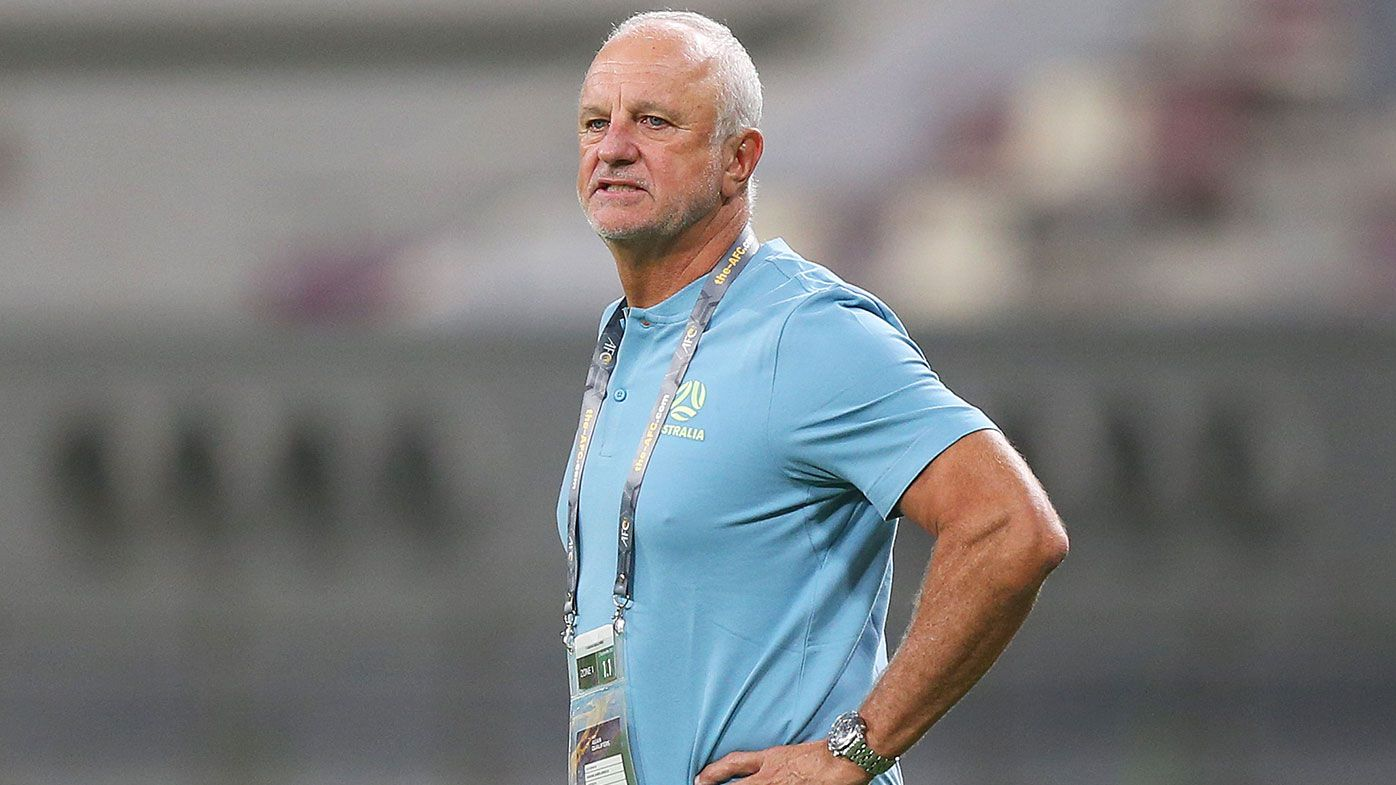 Socceroos coach Graham Arnold urges NSW government to allow fans to attend World Cup qualifiers