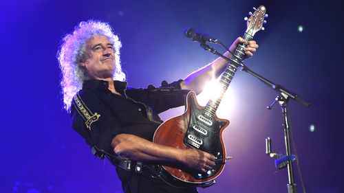 Save Me: Queen's Brian May says humans 'living on borrowed time' in face of asteroid strikes