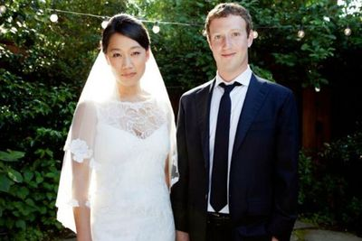 Facebook founder Mark Zuckerberg got hitched to his college sweetheart Priscilla Chan in May. He later updated his Facebook status to 'married'.