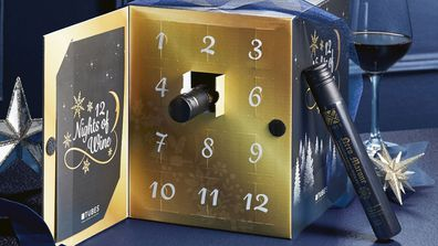 12 Nights of Wine Tubes Advent Calendar