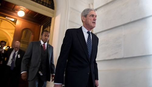 Robert Mueller is set to reveal more details about his Russia investigation today as he faces court deadlines in the cases of two men who worked closely with US President Donald Trump.