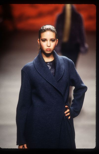 Ivanka Trump, Marc Bouwer autumn/winter '99