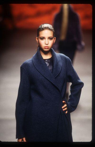 Ivanka Trump, Marc Bouwer autumn/winter '99