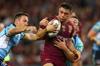 <strong>7. Cooper Cronk - 8</strong>