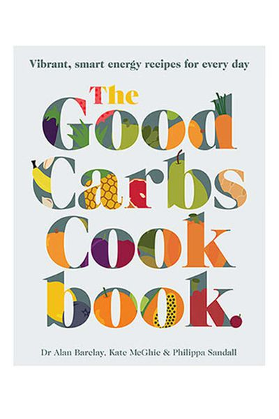 "<p><a href=""https://www.murdochbooks.com.au/browse/books/healthy-cooking/The-Good-Carbs-Cookbook-Dr-Alan-Barclay-Kate-McGhie-and-Philippa-Sandall-9781743368169"" target=""_top"">The Good Carbs Cookbook - Vibrant, smart energy recipes for every day</a>, by Dr Alan Barclay, Kate McGhie and Philippa Sandall, AUD $39.99</p> <p>Carbs are no longer a dirty word, and this is the book the help dad enjoy them in all their forms, because there's so much more than just potato out there.</p>"
