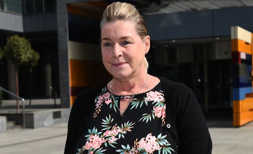 Ms McDowall was left in a massive financial by the advice her family was given. (AAP)