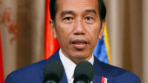 Indonesian President Joko Widodo sees a smooth-running Asian Games as critical to his reelection hopes next year. (Photo: AP
