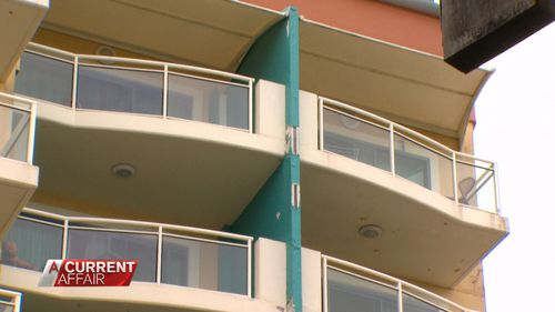 Prices at this waterfront unit block have plummeted over 15 years.