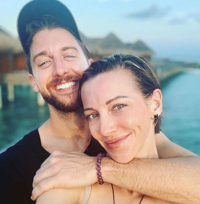 Katie Cassidy and Matthew Rodgers