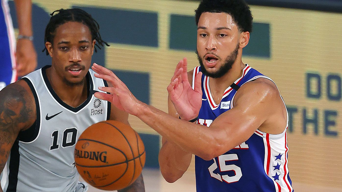 Aussie Ben Simmons makes All-NBA third team, LeBron James reaches historic record