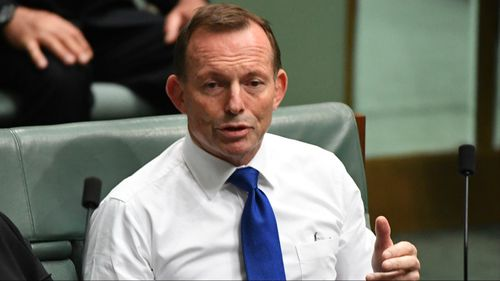 Tony Abbott says Peter Dutton would make a very good Prime Minister.